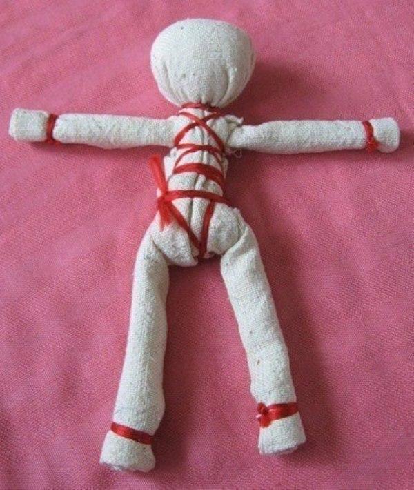 Кукла мотанка оберег как сделать