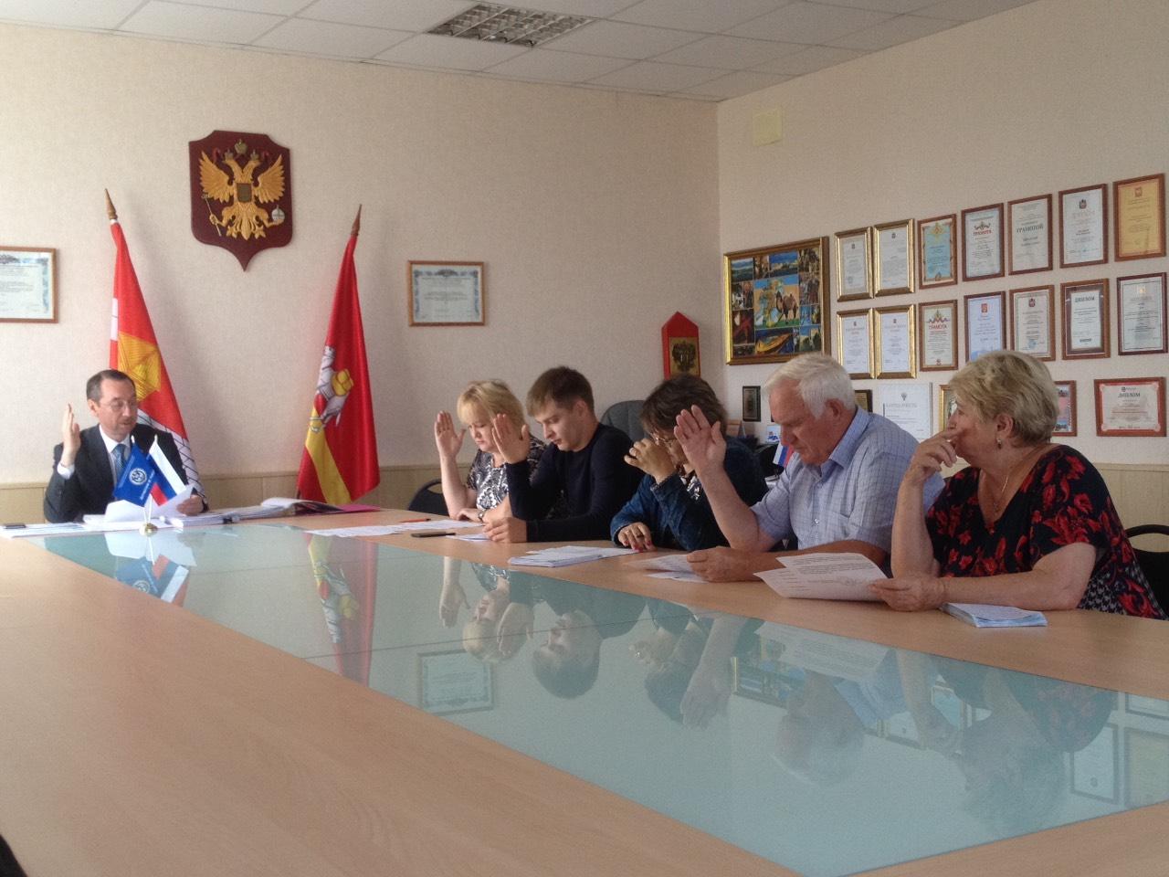 Организационная группа Общественной палаты Еткульского района второго созыва определилась с первым заседанием