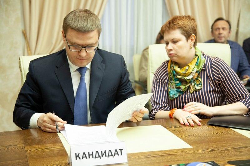 Алексей Текслер стал первым зарегистрированным кандидатом в губернаторы Челябинской области
